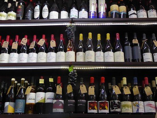 Il Buongustaio: Mt Etna wines