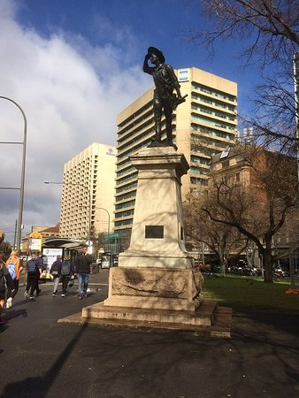 Victoria Square/ Tarntanyangga張圖片