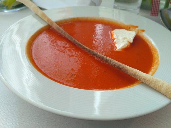 Kto Wypuscil Skowronka: krem pomidorowy
