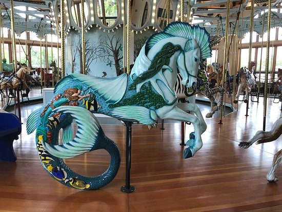 The Historic Carousel and Museum Picture