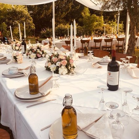 Montemassi, Italie : Wedding auf Sant'Anna