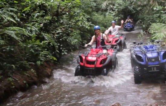 Jimbaran, Indonesia: Bali ATV Ride