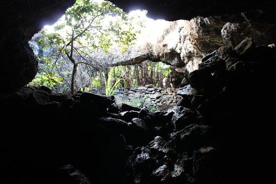 Rapa Nui National Park: Ana te Pahu, an extensive cave system of lava tubes.