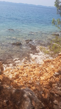 Ugljan Island, Kroatië: 20180806_125108_large.jpg