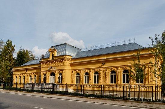 Roznava, สโลวะเกีย: Zážitkové centrum Sentinel