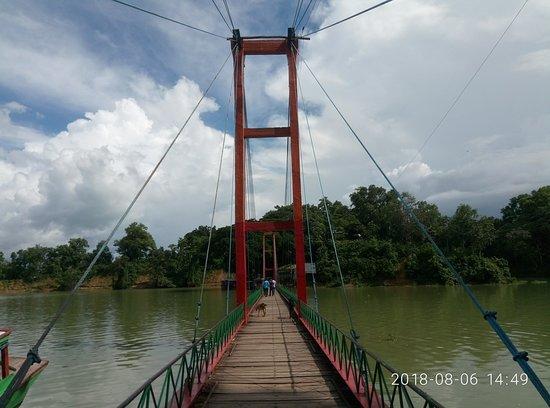 Rangamati, Bangladesh: Almost under water