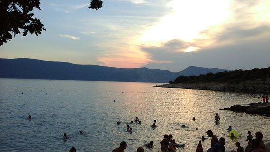 Pinezici, Kroasia: Strand