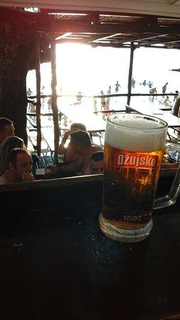 Pinezici, Kroasia: Bier
