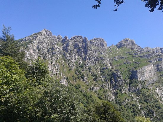 Province of Lecco, Italien: Monte Resegone