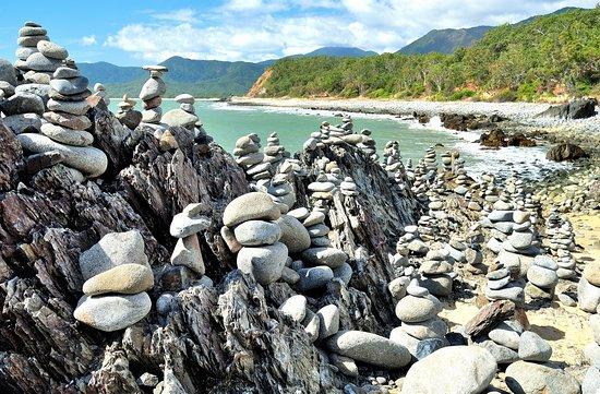 Captain Cook Highway Rock Stacks