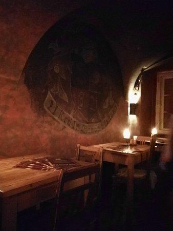 Tavern U Krale Brabantskeho: interni