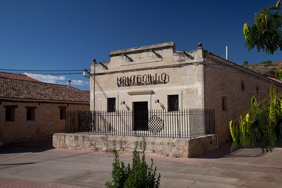 Navarrete, İspanya: Bodega Montecillo - Fuenmayor