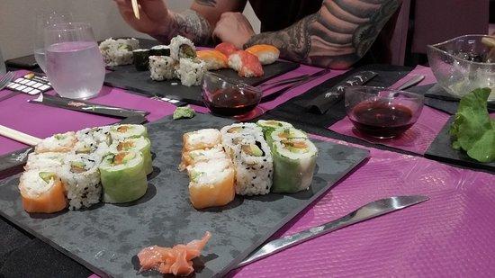 Vienne, Γαλλία: Mon assiette