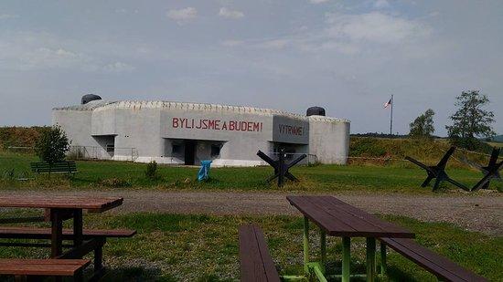 Pěchotní srub K-S 14 U Cihelny
