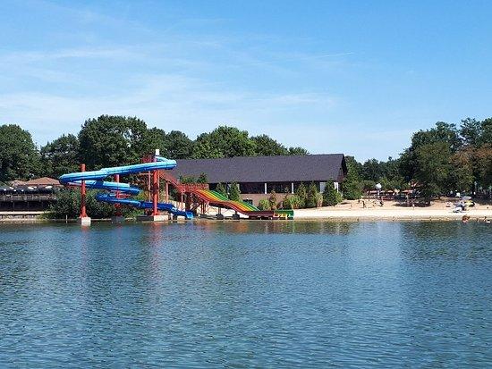 Susteren, The Netherlands: Europarcs resort Limburg 03-08-2018 tm 10-08-2018