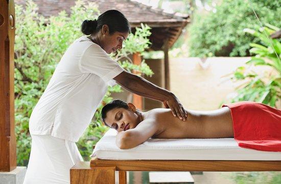 Bentota, Sri Lanka: Sahana Spa at Saman Villas
