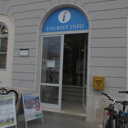 ‪Piran Tourist Information Centre‬
