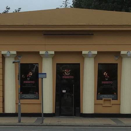 Bootle, UK: Pirrito