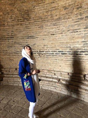 Gonbad-e Kavus, Иран: INSIDE OF GONBAD QABUS