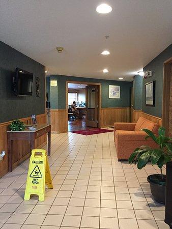 Mount Sunapee, NH: Lobby