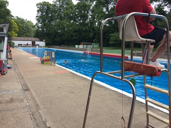 Picture of jesus green outdoor pool cambridge tripadvisor for Jesus green swimming pool cambridge