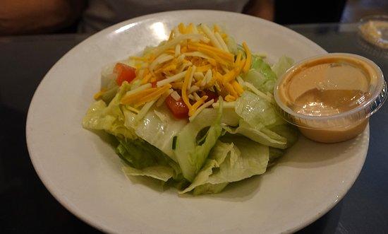 Vestavia Hills, AL: Side Salad