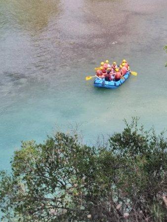 Koprulu Rafting