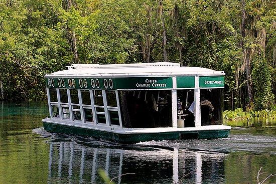Silver Springs State Park FL