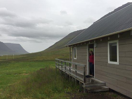 Flateyri, أيسلندا: Hostel Dorm Hut