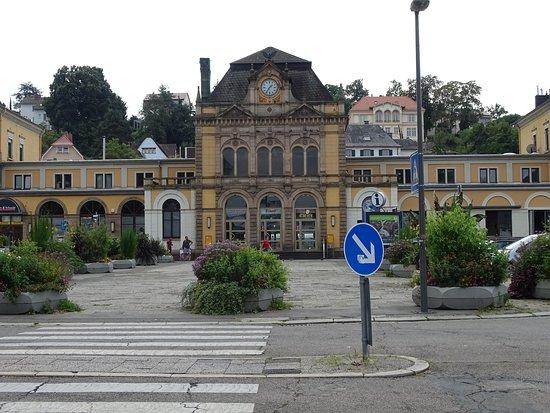 Neustadt Hauptbahnhof
