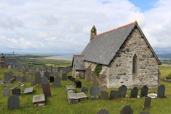 Talsarnau, UK: The Church Of Saint Tecwyn (2015)