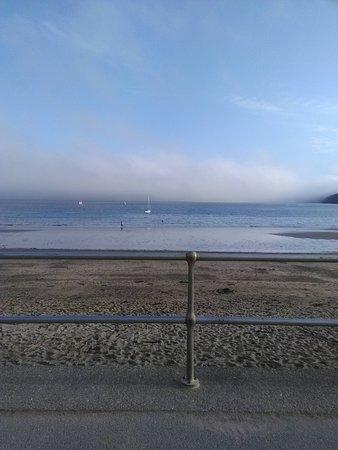 Aberdaron Beach-billede