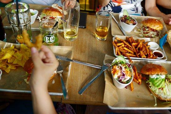 El Camino Cafe Bar: so schmeckts doch richtig gut