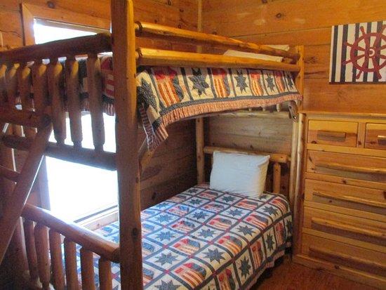 Fantastic Cabin Second Bedroom Picture Of Camp Mack A Guy Harvey Interior Design Ideas Gentotryabchikinfo