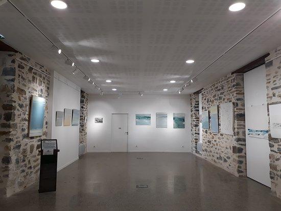 Saint-Palais, Frankrike: salle d'exposition