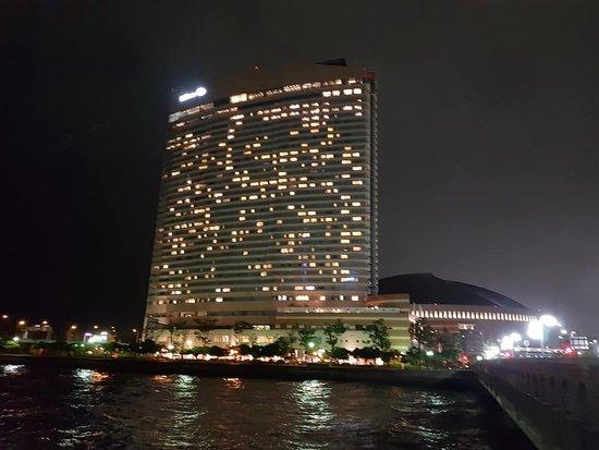 hilton fukuoka sea hawk hotel at night picture of hilton fukuoka rh tripadvisor com