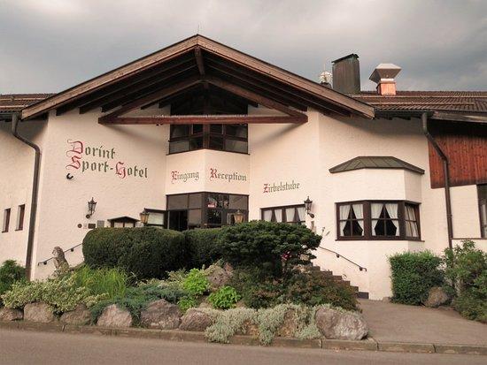 Leider Keine 4 Sterne Wert Dorint Sporthotel Garmisch