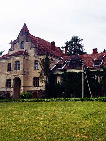 Smiltene, Łotwa: the facade