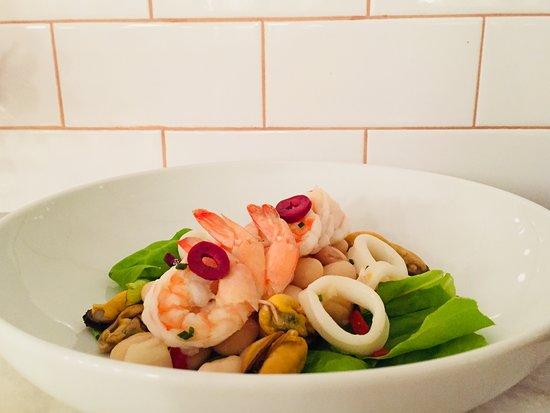 North Haven, CT: Seafood Salad