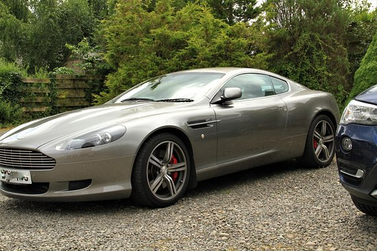 Aston Martin At The Annandale Arms Hotel Picture Of Annandale Arms Hotel Moffat Tripadvisor
