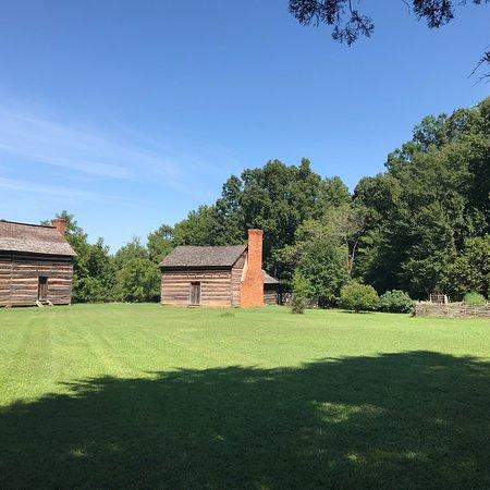 President James K. Polk State Historic Site