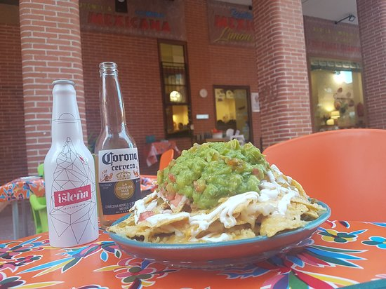 Restaurante Mexicano Limon y Sal: Terraza de verano
