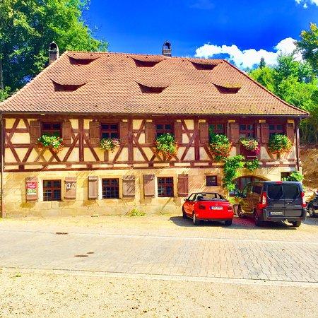 Rothenbach an der Pegnitz, Duitsland: Schön hier....
