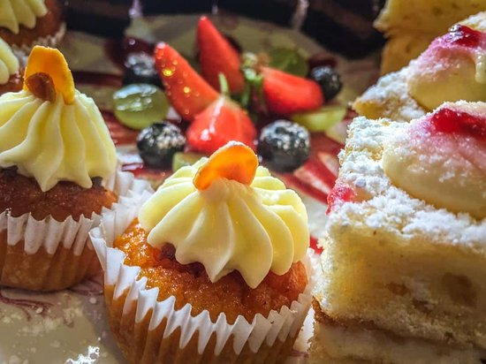 The Regency Tea Rooms: some of our delicious cakes that come with our Tea with Mr Darcy!