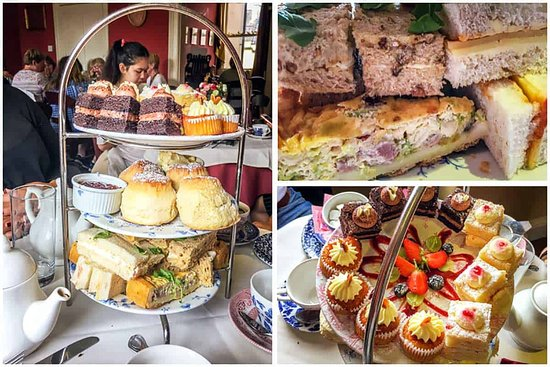 The Regency Tea Rooms: The delectable Tea with Mr Darcy