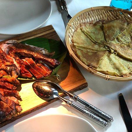 Geniales Restaurant, gewöhnungsbedürftiger Service