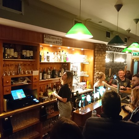 Clonakilty, Ireland: Over 75 Gins and growing