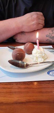 Legal Sea Foods: Birthday Treat