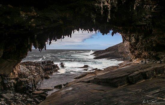 Kingscote, Australia: Admirals Arch