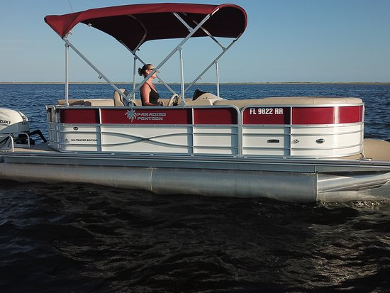 Nicest Boat For Rent In Pensacola Picture Of Pensacola